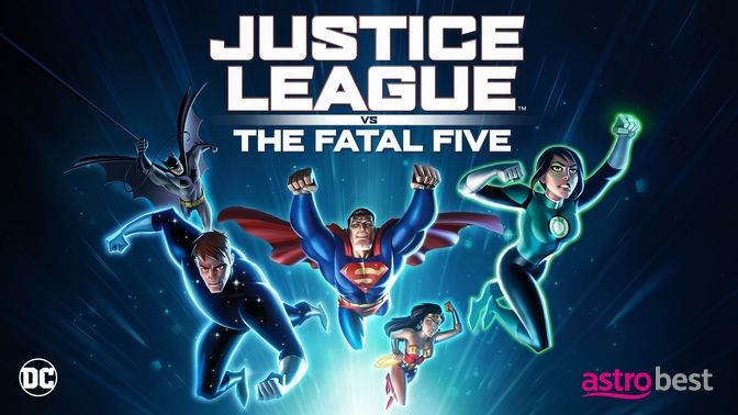 Dcu: Justice League Vs. Fatal Five