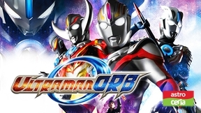 Ultraman Orb Series