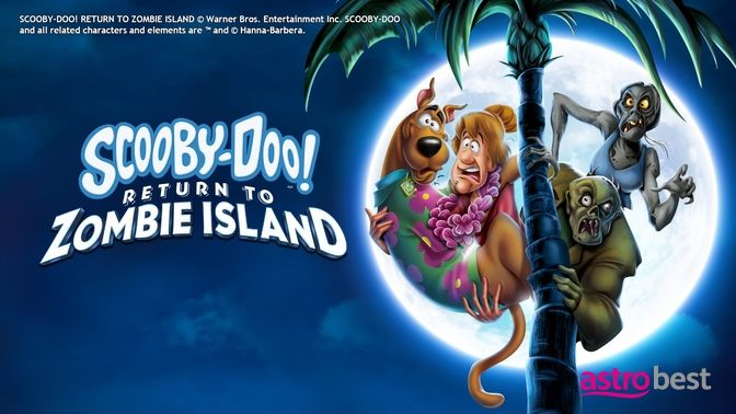 Scooby Doo! Return To Zombie Island