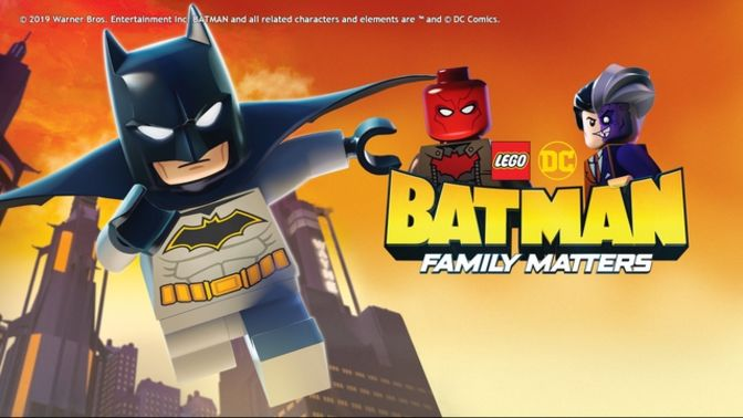 Lego Dc: Batman Family Matters