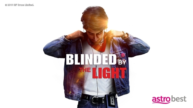 Blinded By The Light