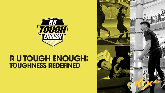 R U Tough Enough: Toughness Redefined