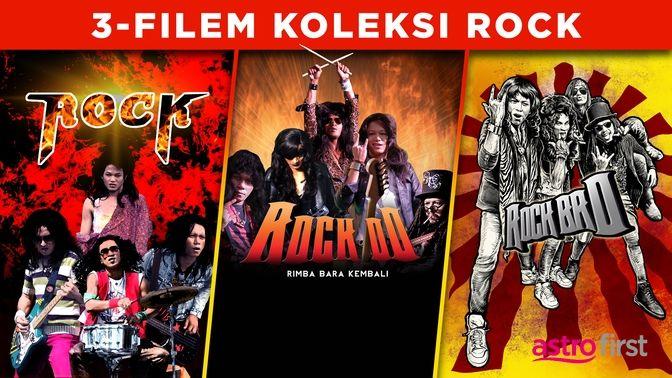 3-Filem Koleksi Rock