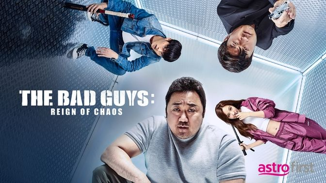 The Bad Guys: Reign Of Chaos