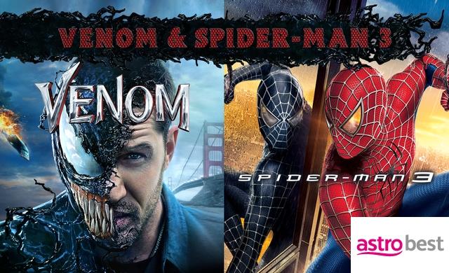 VENOM & SPIDER-MAN 3 (EDITOR'S CUT)