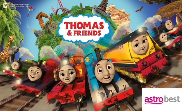 THOMAS & FRIENDS - SERIES 22