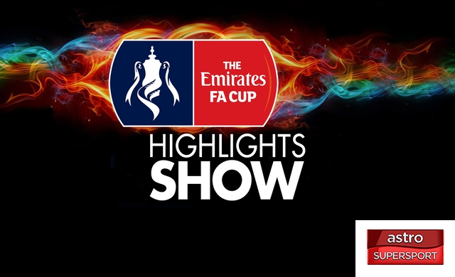 FA CUP 18/19 HIGHLIGHTS SHOW