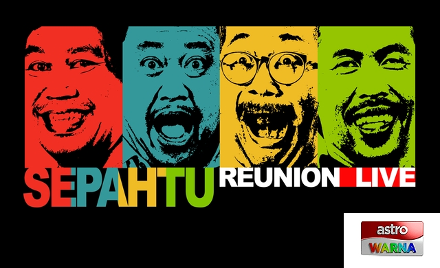 SEPAHTU REUNION LIVE 2019
