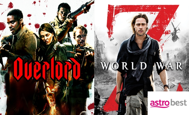 OVERLORD & WORLD WAR Z