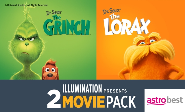 THE GRINCH & THE LORAX