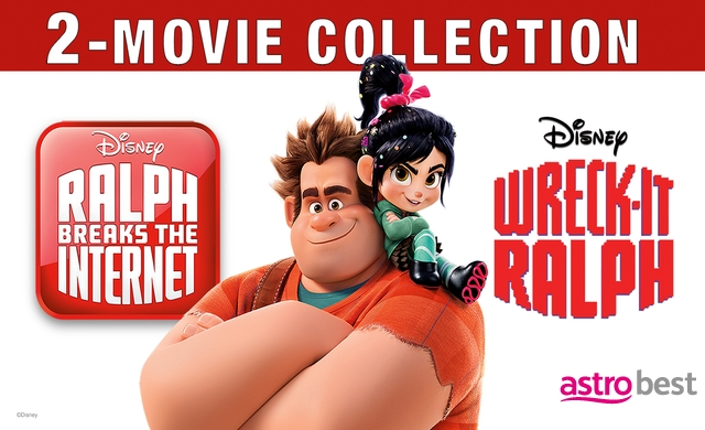 RALPH 2-MOVIE COLLECTION