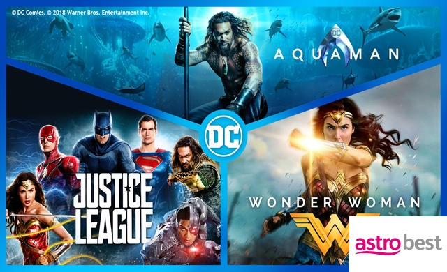 AQUAMAN 3-MOVIE COLLECTION