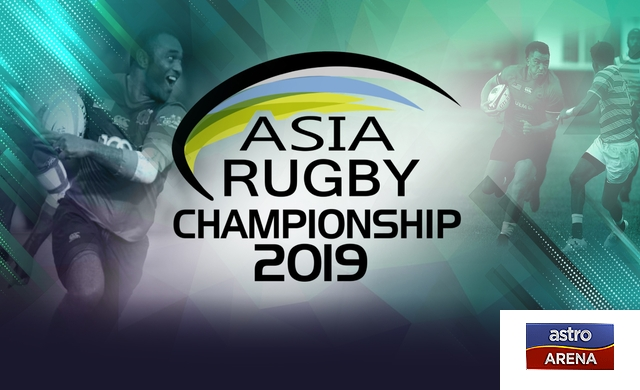 ASIA RUGBY CHAMPIONSHIP 2019