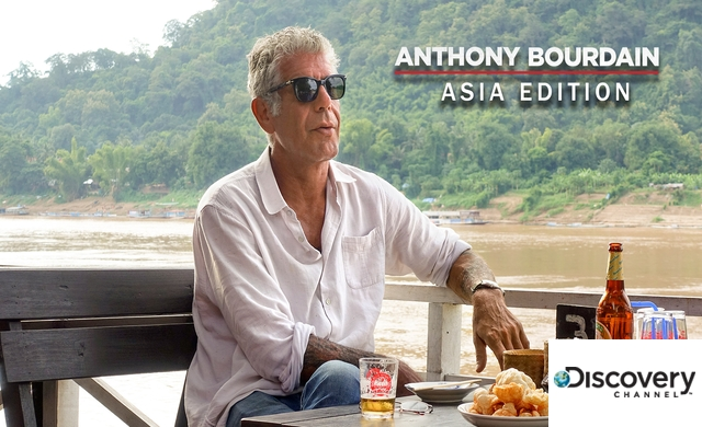 ANTHONY BOURDAIN: ASIA EDITION