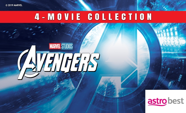Avenger 4-Movie Collection