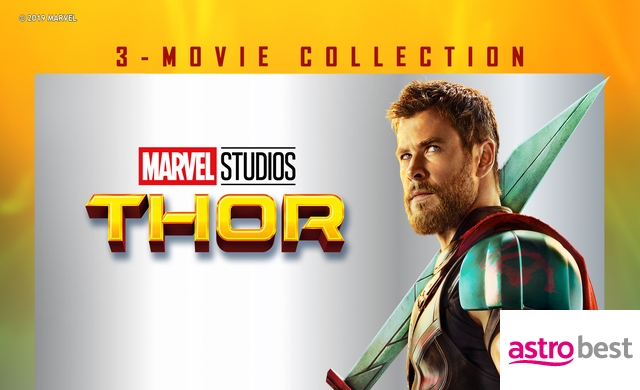 Thor 3-Movie Collection