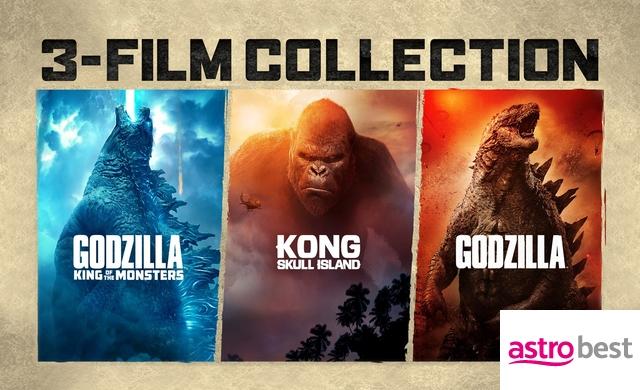 Godzilla 3-Movie Collection