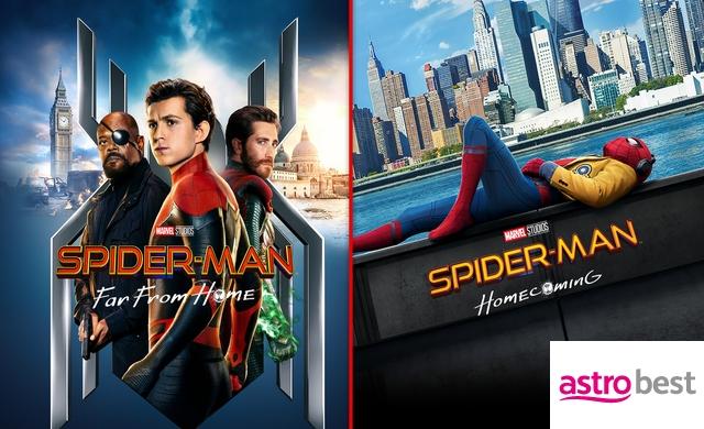 Spider-Man 2-Movie Collection