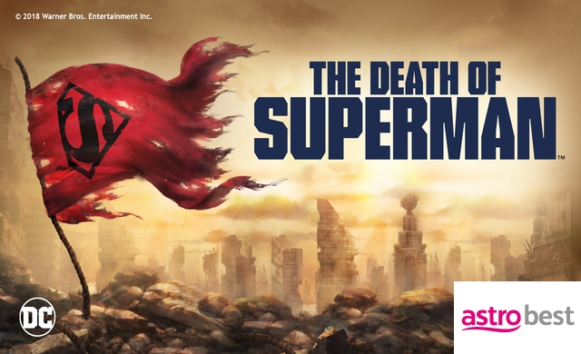THE DEATH OF SUPERMAN