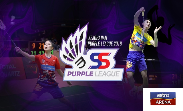 PURPLE LEAGUE 2018/19