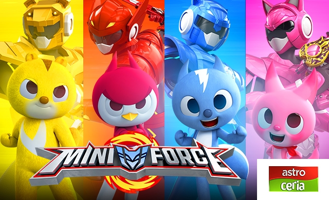 MINI FORCE