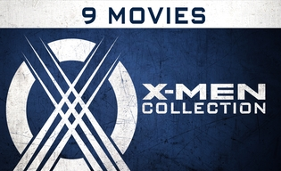 X-Men 9 Movie Collection