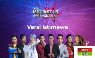 Ceria Megastar Ministar - Versi Istimewa