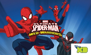 MARVEL ULTIMATE SPIDER-MAN: WEB WARRIORS