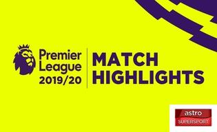 Pl 19/20 Match Highlights