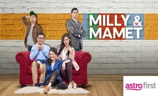 MILLY & MAMET