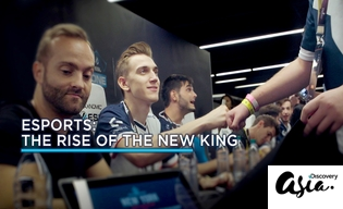 Esports: The Rise Of New Kings