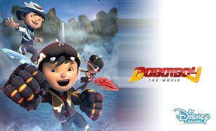 BOBOIBOY - THE MOVIE