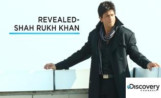 Revealed - Shah Rukh Khan