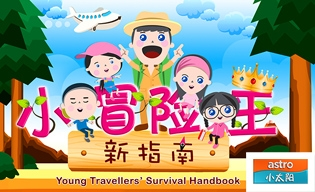 YOUNG TRAVELLERS' SURVIVAL HANDBOOK