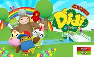 Lagu Kanak-Kanak Didi & Friends