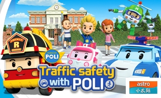 Robocar Poli Traffic Safety Series