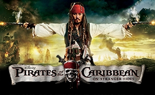 PIRATES... CARIBBEAN: ON STRANGER TIDES