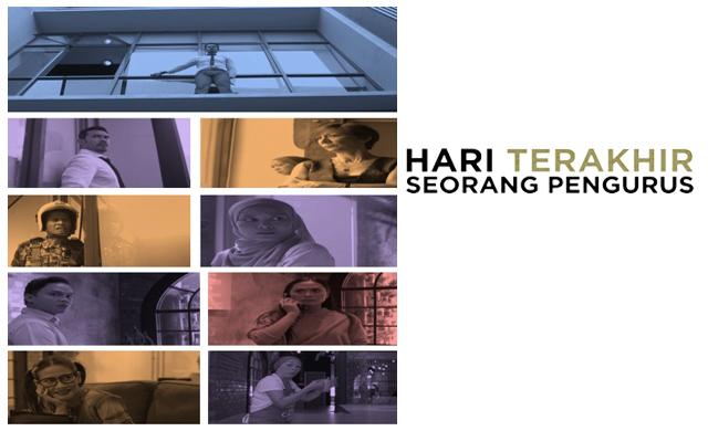 HARI TERAKHIR SEORANG PENGURUS