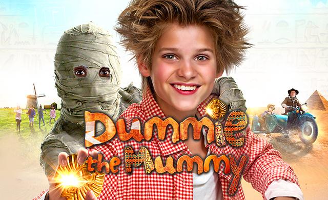 DUMMIE THE MUMMY