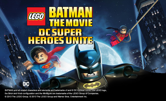 LEGO: BATMAN MOVIE: DC SUPER HEROES UNITE