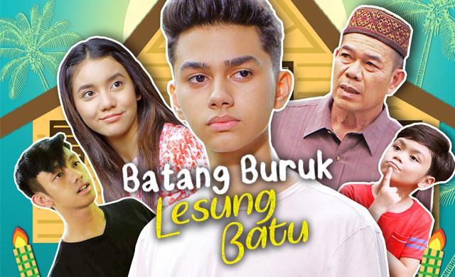BATANG BURUK LESUNG BATU