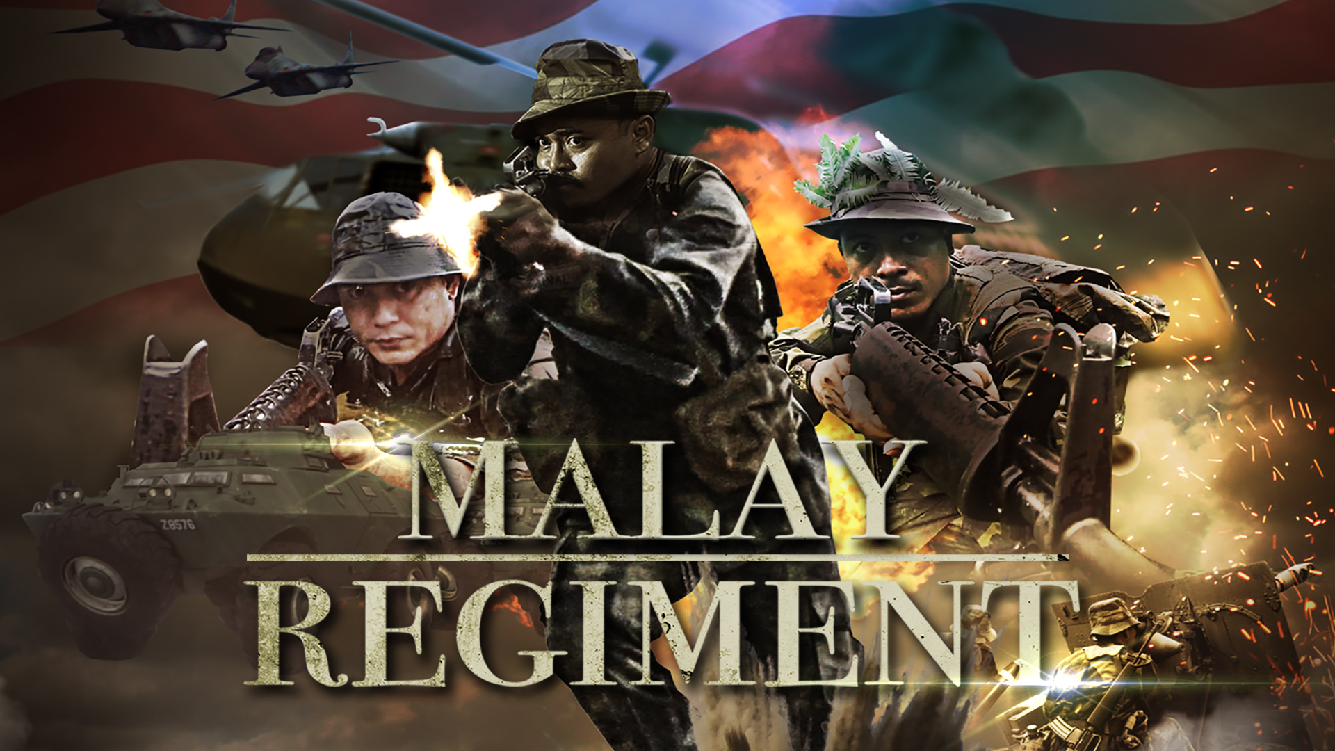 MALAY REGIMENT