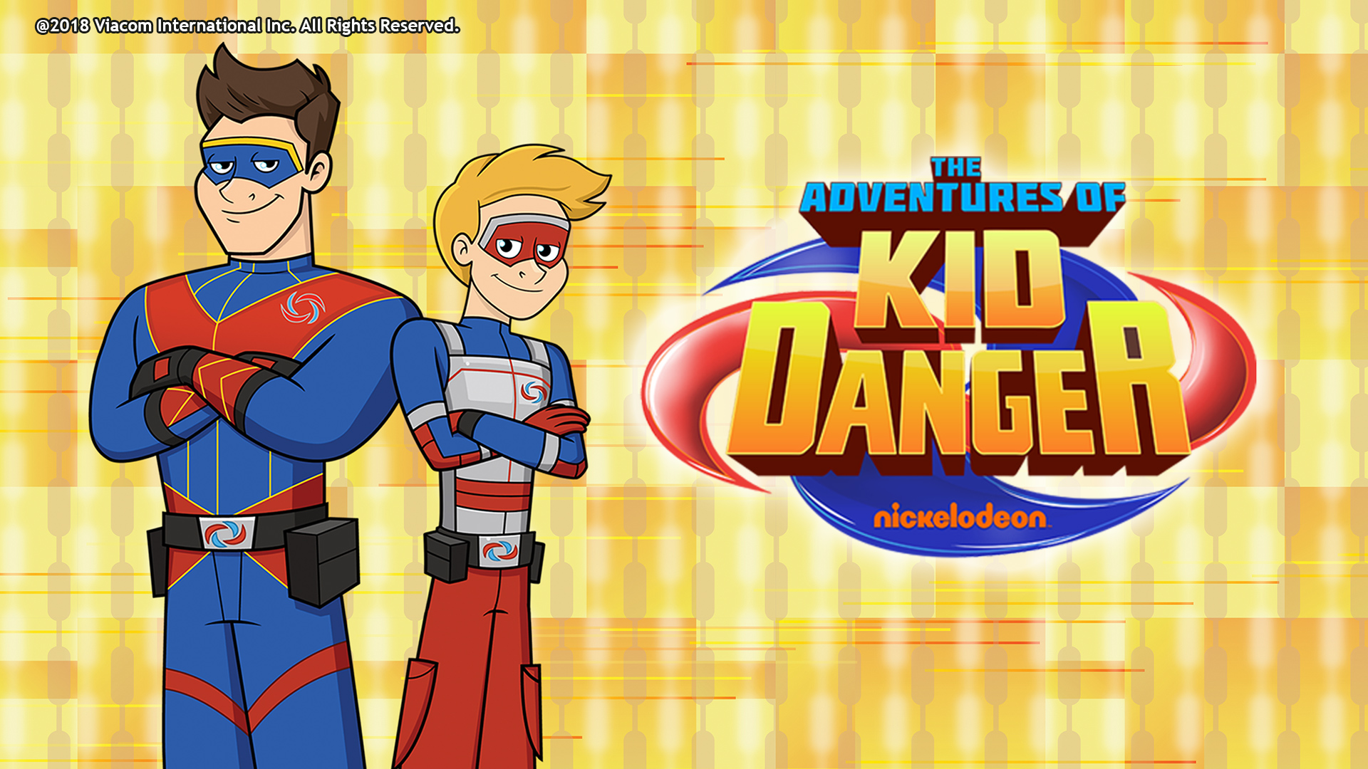 ADVENTURES OF KID DANGER