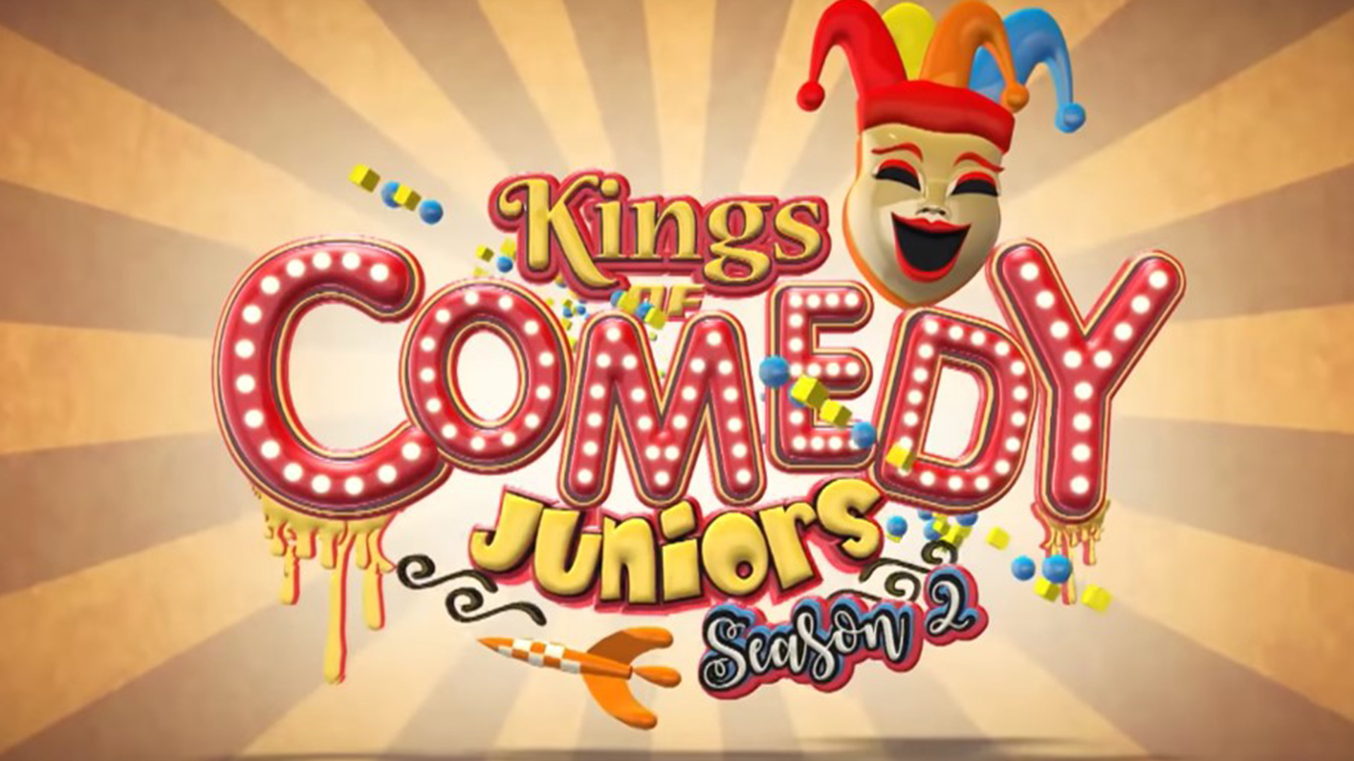 KINGS OF COMEDY JUNIOR