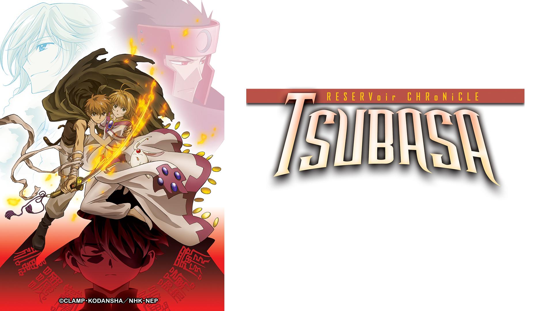 TSUBASA-RESERVOIR CHRONICLE II