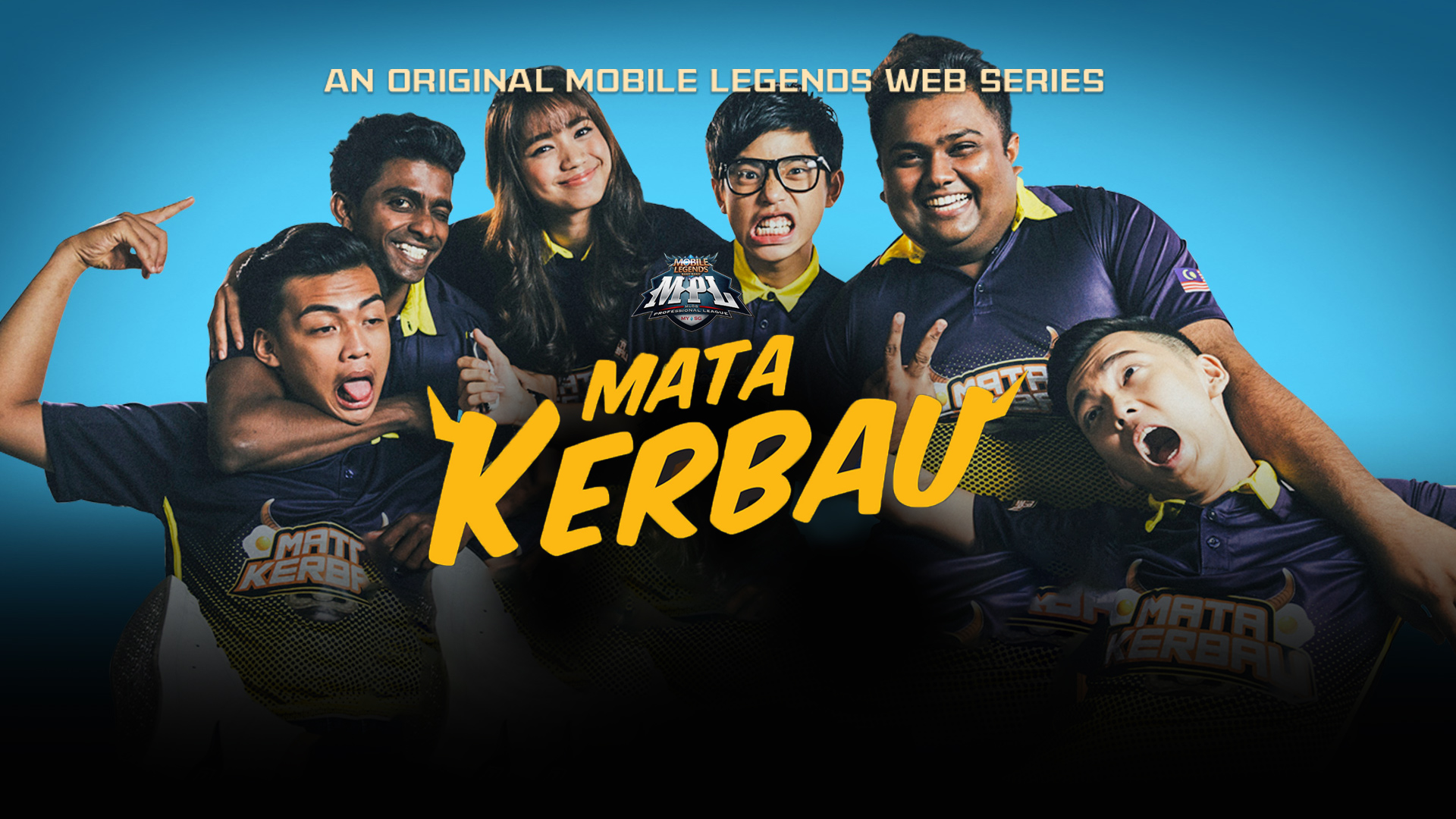 MOBILE LEGENDS WEB SERIES : MATA KERBAU