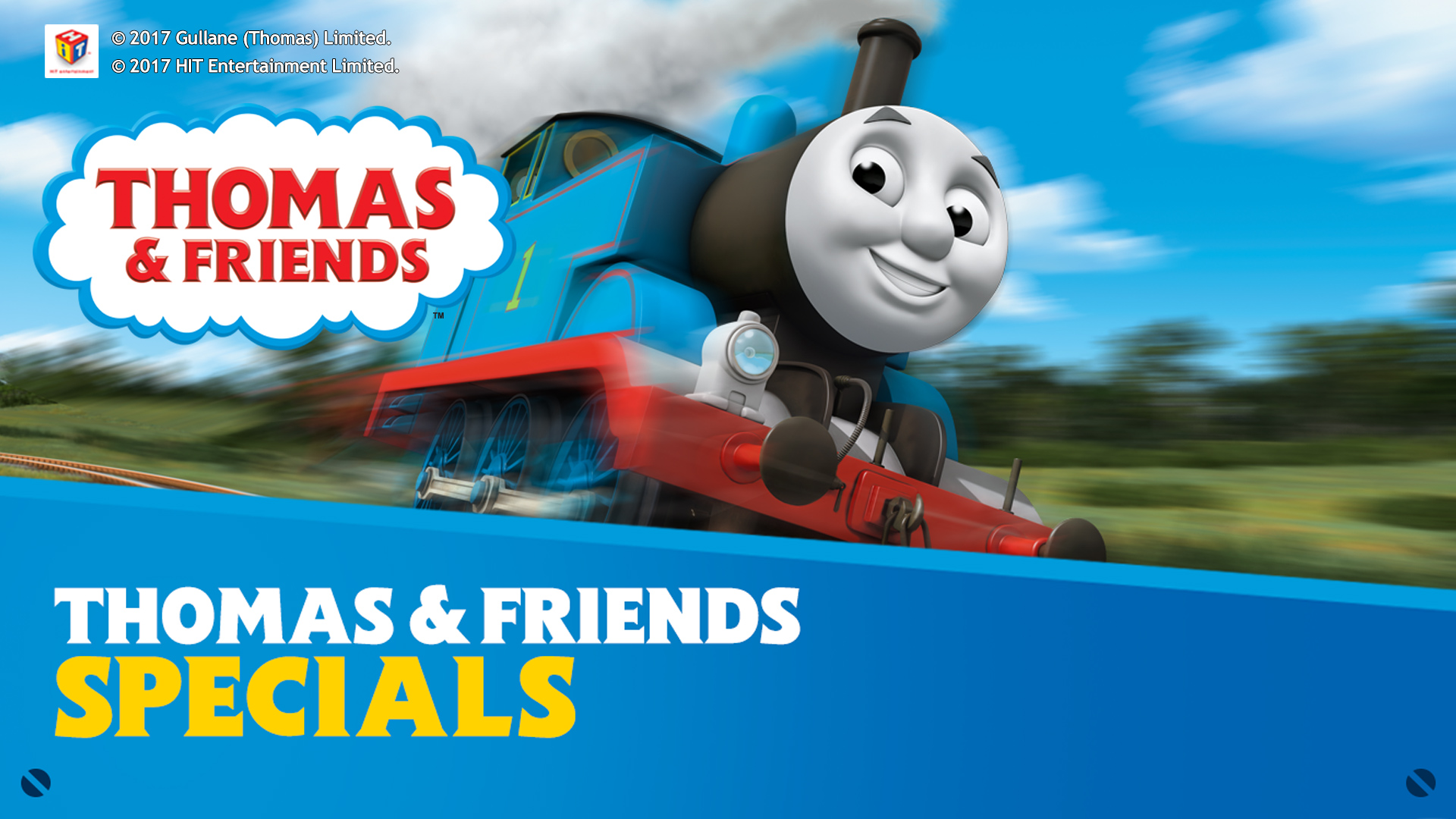 THOMAS & FRIENDS SPECIAL
