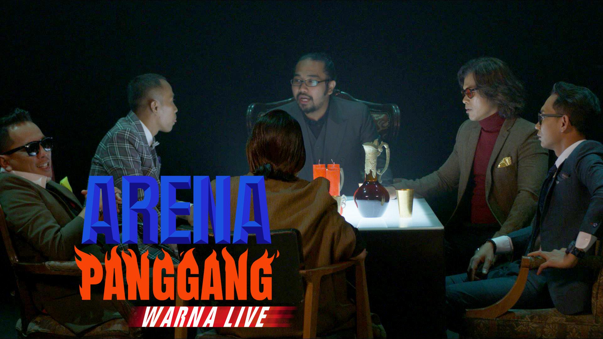 ARENA PANGGANG LIVE