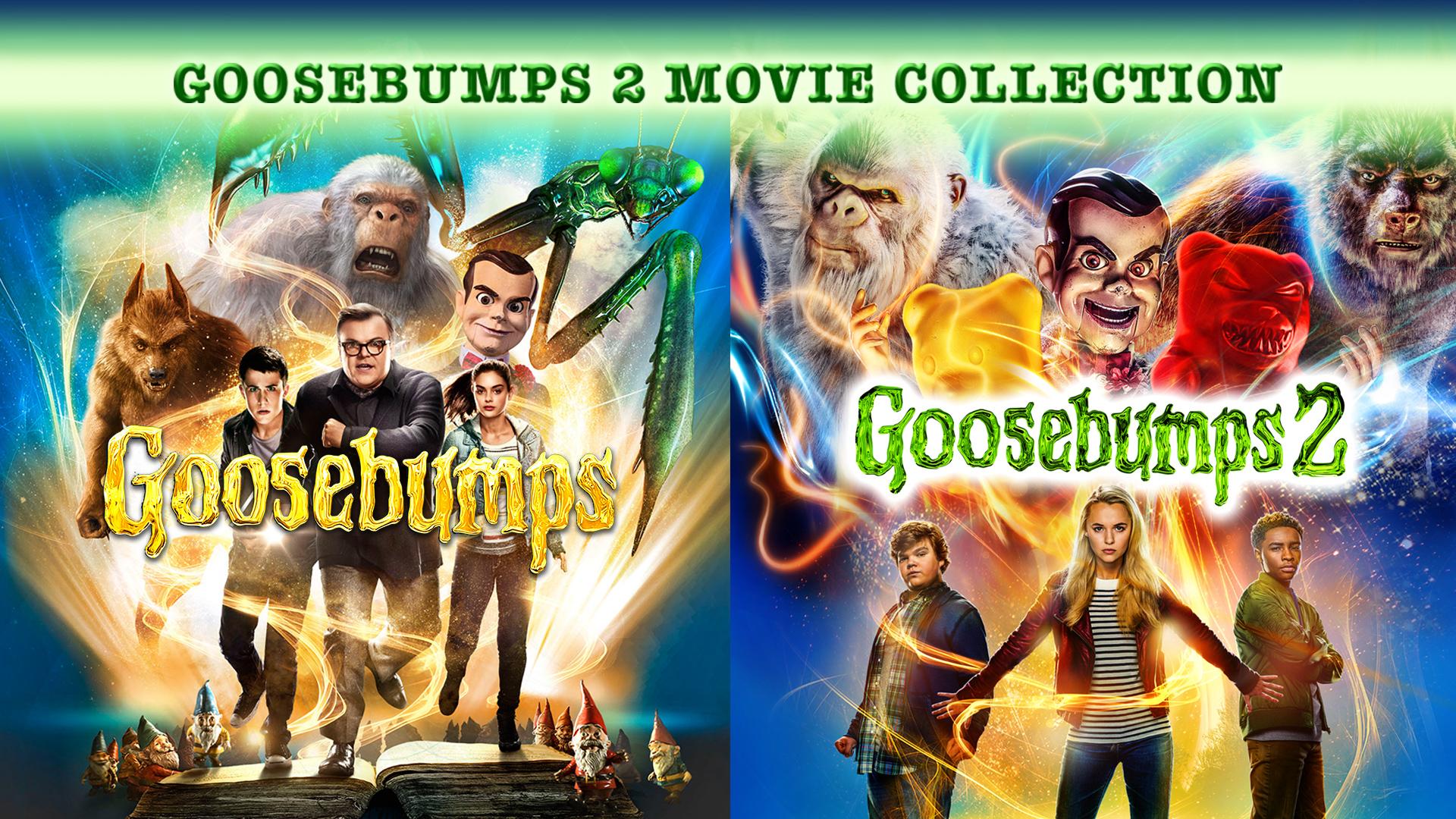 GOOSEBUMPS 2-MOVIE COLLECTION