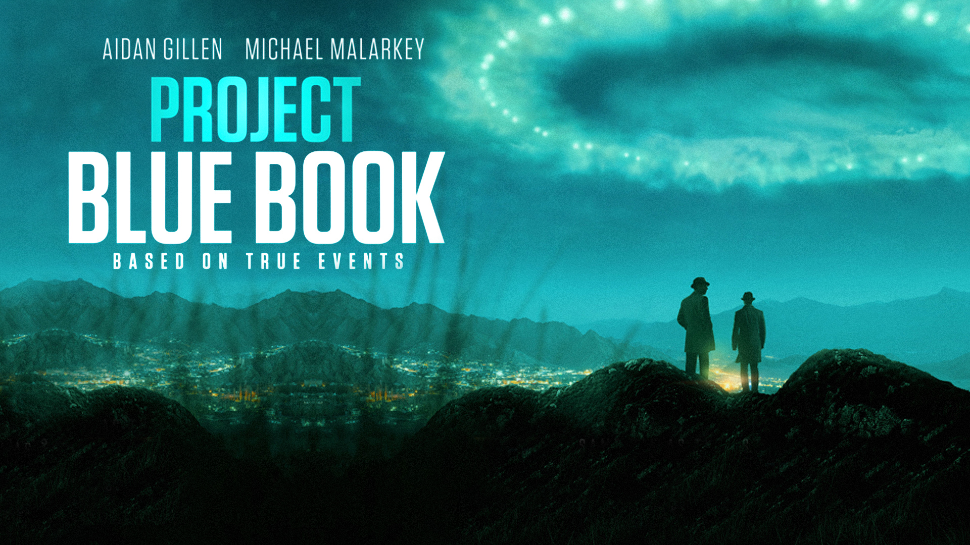 HISTORY DRAMA: PROJECT BLUE BOOK